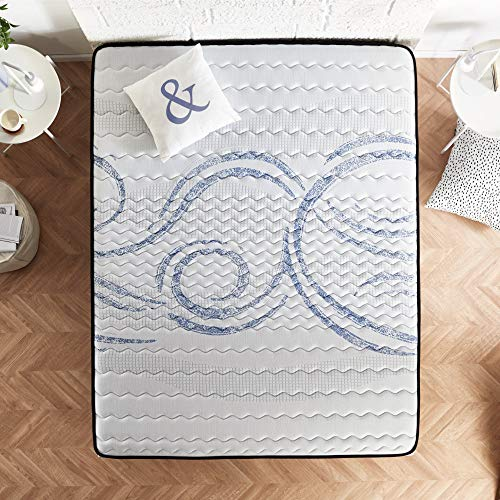 NATURALEX | Matelas Perfectsleep 140x190 Cm | Mousse A Mémoire Technologie Blue Latex...