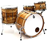Lounge Series 22 4-piece drum set, 9-ply mahogany and birch shells, limited edition