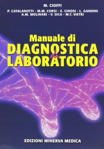 Manuale di diagnostica di laboratorio