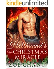 The Hellhound's Un-Christmas Miracle (A Mate for Christmas Book 4)
