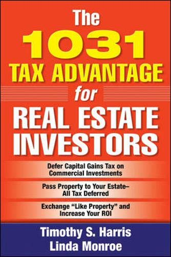 The 1031 Tax Advantage for Real Estate Investors