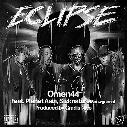 Omen44 feat. Planet Asia & Sicknature