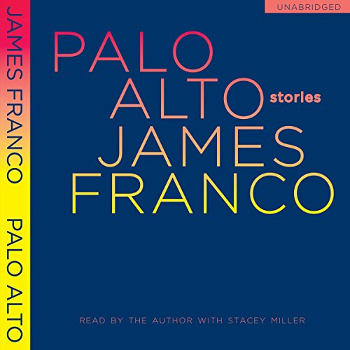 Palo Alto audiobook cover art