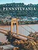 Pennsylvania 2022 Calendar: Beautiful Calendar with Large Grid for Note - To do list, Gorgeous 8.5x11   Small Calendar, Non-Glossy Paper