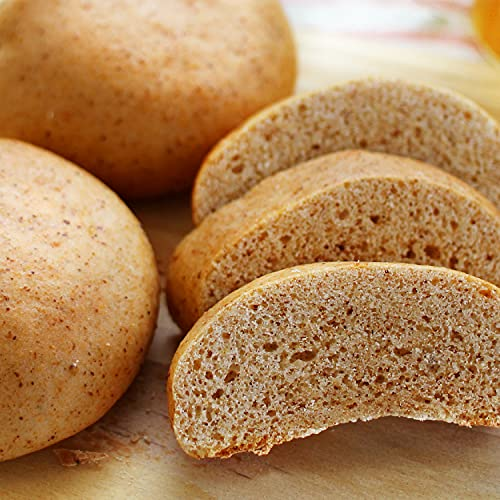 お米のまるパン 玄米 6個入 グルテンフリー 玄米パン ロングライフパン