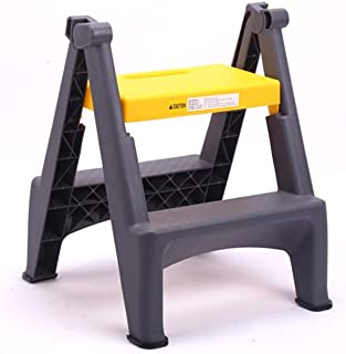 Cool Amazon Com Yellow Extension Ladders Ladders Tools Machost Co Dining Chair Design Ideas Machostcouk