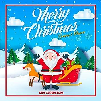 Merry Christmas: Nursery & Rhymes