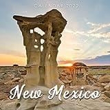 New Mexico Calendar 2022: Calendar 2022 with 6 Months of 2021 Bonus
