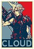 Poster Final Fantasy VII