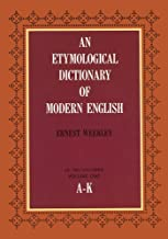 Best an etymological dictionary of modern english Reviews