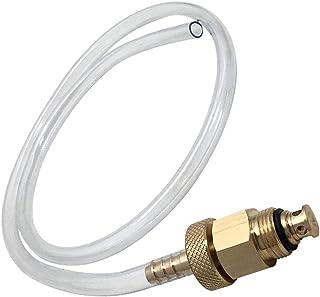 Kesoto 1 peça de cartucho de filtro de óleo ferramenta de drenagem para motores Toyota 2.5L-5.7L