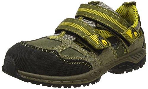 Cofra Scarpa - Sandalo antinfortunistico MOD. Tennis Net S1 P SRC-42