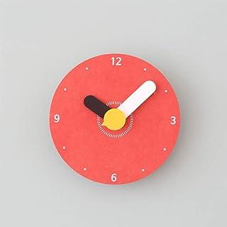 MODIRNATION Retro Modern Wooden 'MINI' Wall Clock, Simplistic, Fashionable and Stylish, Silent Quartz Mechanism, Quality M...