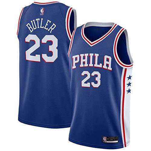 Jimmy Butler Philadelphia 76ers #23 Blue Youth 8-20 Icon Edition Swingman Jersey (14-16)