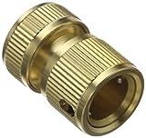 Silverline 868573 - Conector rápido de latón (Hembra...