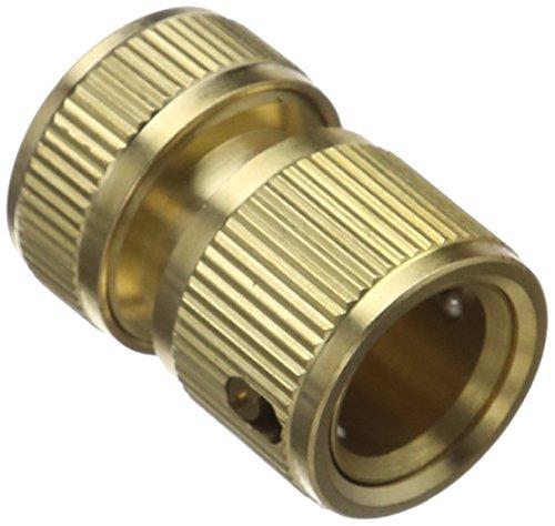 Silverline 868573 - Conector rápido de latón (Hembra 1/2