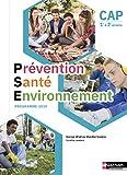 Prévention Santé Environnement - CAP 1ère et 2ème années