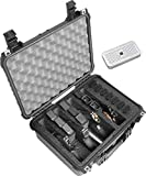 Case Club Waterproof 4 Pistol Case