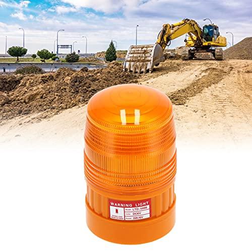 Luz de advertencia, luz de precaución de seguridad Práctica y para semáforos Luces de señalización para sitios de construcción