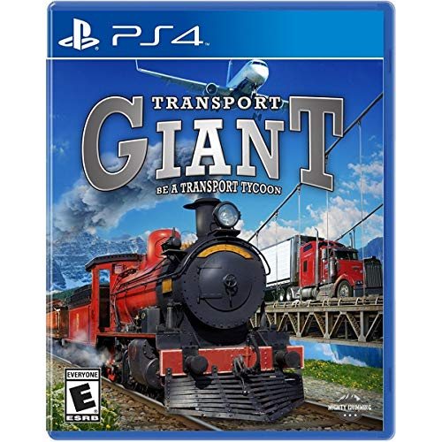 Transport Giant (PS4) (New)