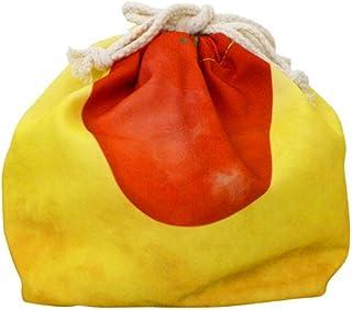 東洋ケース 巾着袋 保冷機能有り アルミ蒸着シート使用 おかずきんちゃく オムライス KT-OK-OMU