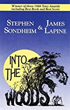 into the woods stephen sondheim book