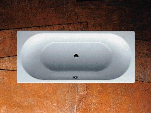 Badewanne Kaldewei Classic Duo 180 x 80 cm, Modell 110 alpinweiß