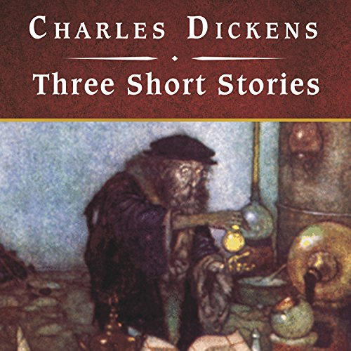 Three Short Stories cover art