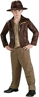 Deluxe Indiana Jones Kids Costume - Medium