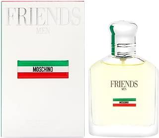 Moschino Friends by Moschino for Men 2.5 oz Eau de Toilette Spray