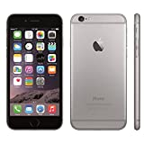 Apple iPhone 6S 64GB - Desbloqueado de fábrica sin SIM - Usado excelente estado (gris)