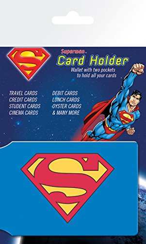 GB Eye LTD, Superman, Job For, Tarjetero