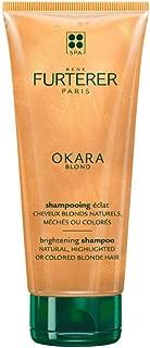 Rene Furterer OKARA BLONDE Brightening Shampoo, Natural Highlighted & Bleached Blonde