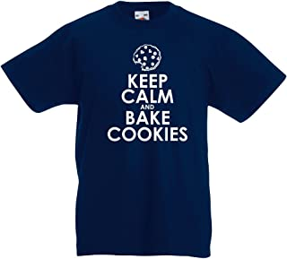lepni.me T Shirts for Kids Baking Cookies Clothes Cooking Gifts, Cook Shirt, Clothing