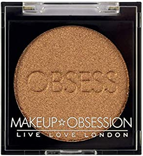 Makeup Obsession Eyeshadow, E156 Sassy, 2g