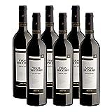 Vino tinto Viñas del Vero Gran VOS de 75 cl - D.O. Somontano - Bodegas Gonzalez Byass (Pack de 6 botellas)