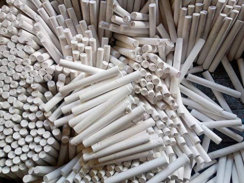 Siddhi Dustless White Colour Chalks 100 PCS/Box Chalks (Pack of 2 - Total 200 Chalks)