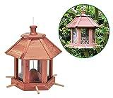 Uccello Domestico–Mangime per uccelli–Casetta per...