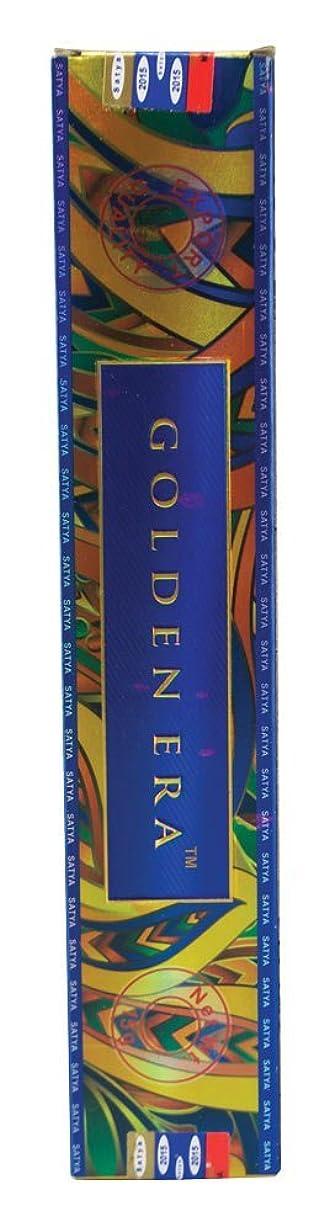 夢中武装解除突然のSatya Golden Era Incense