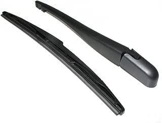 Festnight Set di 3 tergicristalli Parabrezza Anteriore per Parabrezza Peugeot 206 98-10