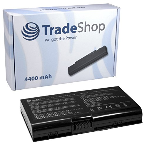 Hochleistungs Laptop Notebook AKKU 4400mAh für Asus X71SL-7S023C X72 X-72 X72D X72V X72VR X72F X72VR X72SA X72JR X72VN X72DR X72JK X72VM G71 G-71 G71G G71Gx G71V G71VG G72 G-72 G72V G72G G72Gx