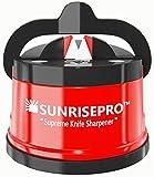 Afilador de Cuchillos SunrisePro Supreme para todos los tipos de...