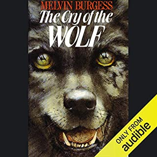 The Cry of the Wolf cover art