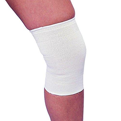 Champion Knee Support, Pullover Sleeve, Knit Elastic, Medium