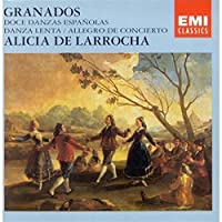 12 Spanish Dances by Granados (2004-01-01)