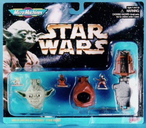 Star Wars Micro Machines III