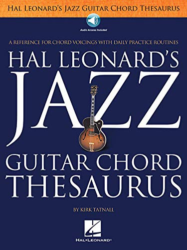 Jazz Guitar Chord Thesaurus (GUITARE)