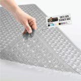 10 Best Washable, Antibacterial Shower Mats with Suction Cups