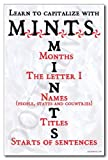 MINTS - NEW Classroom Reading and Writing Poster