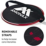 Immagine 1 amonax fitness sliders double sided